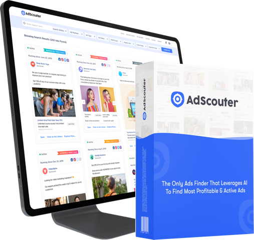 AdScouter - Special Offer - 47$ for Lifetime